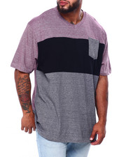Buyers Picks - Live More V-Neck S/S Tee (B&T)-2423989