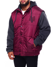 Big & Tall Faves - Jacket W/Hoody (B&T)-2424003