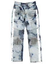 Sizes 8-20 - Big Kids - Moto Denim Jeans (8-18)-2423743