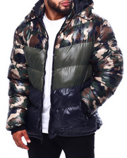 Buyers Picks - Nylon Bubble Jacket (B&T)-2421960