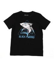 Black Pyramid - Cyber Shark T-Shirt (8-18)-2423303