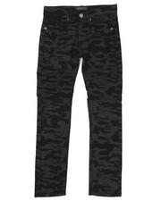 Boys - Moto Denim Jeans (8-18)-2423804