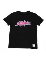 Hudson NYC - Savage Slash Logo Tee (5-18)-2423382