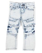 Sizes 2T-4T - Toddler - Moto Denim Jeans (2T-4T)-2423443