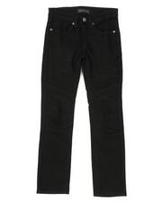 Sizes 8-20 - Big Kids - Moto Denim Jeans (8-18)-2423818