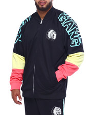 Hustle Gang - Fast Track Jacket (B&T)-2423981
