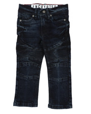 Sizes 2T-4T - Toddler - Moto Denim Jeans (2T-4T)-2423528