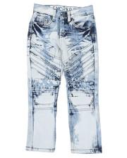 Sizes 4-7x - Kids - Moto Denim Jeans (4-7)-2423645
