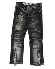 Sizes 4-7x - Kids - Moto Denim Jeans (4-7)-2423675