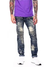 Makobi - Moto Biker Jeans-2424445
