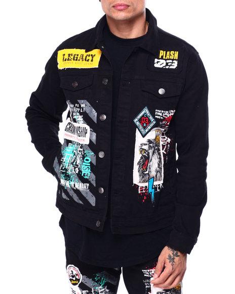 Copper Rivet - Legacy Tiger Denim Jacket