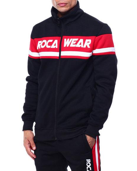 Rocawear - ROC MARATHON TRACK JACKET