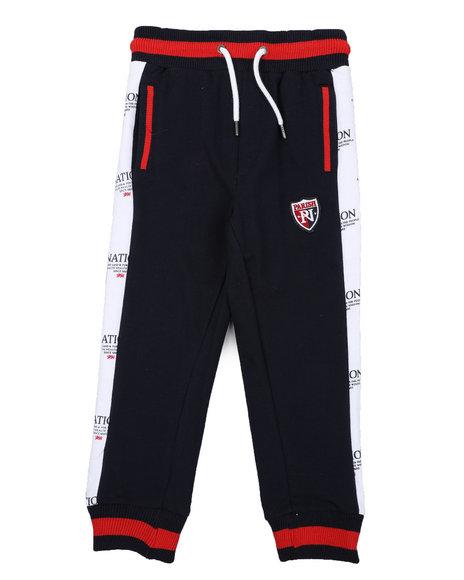 Parish - Color Block Jogger Pants (4-7)
