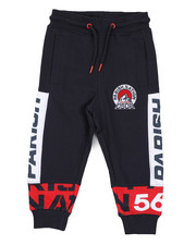 Sizes 2T-4T - Toddler - Color Block Joggers (2T-4T)-2424045