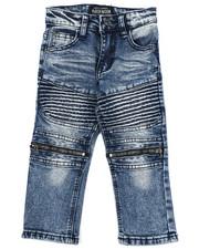 Sizes 2T-4T - Toddler - Moto Denim Jeans (2T-4T)-2424837