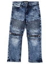 Parish - Moto Denim Jeans (4-7)-2424841