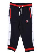 Sizes 2T-4T - Toddler - Color Block Jogger Pants (2T-4T)-2424833