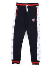 Sizes 8-20 - Big Kids - Color Block Jogger Pants (8-18)-2424188
