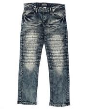 Sizes 8-20 - Big Kids - Moto Denim Jeans (8-18)-2424233