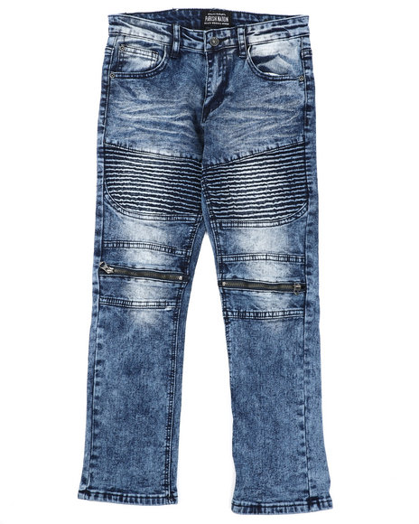 Parish - Moto Denim Jeans (8-18)