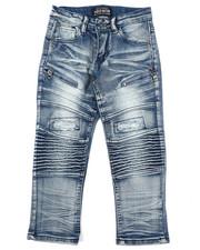 Parish - Moto Denim Jeans (4-7)-2424557