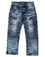 Parish - Moto Denim Jeans (4-7)-2424316