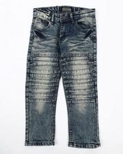Boys - Moto Denim Jeans (4-7)-2424525