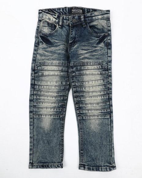 Parish - Moto Denim Jeans (4-7)