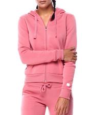 Women - Fleece Full Zip Hoodie-2423713