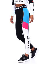 Athleisure for Women - Raceway Pieced Legging-2425520