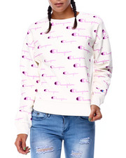 Champion - Reverse Weave Crew-All Over Print-2422090