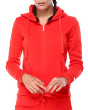 Southpole - Fleece Full Zip Hoodie-2423718