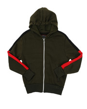 Boys - Full Zip Fleece Hoodie (8-20)-2424996