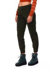 Athleisure for Women - High Rise Loose Cargo Jogger-2424764