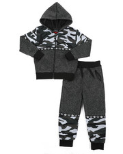 Sets - Hoodie & Sweatpants Set (4-7)-2423317