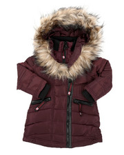 Outerwear - Canadian Weather Puffer Jacket (4-6X)-2425641