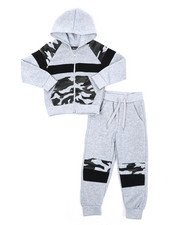 Sets - Hoodie & Sweatpants Set (4-7)-2423335