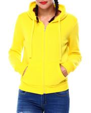 Women - Fleece Full Zip Hoodie-2423703