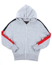 Hoodies - Full Zip Fleece Hoodie (8-20)-2425110