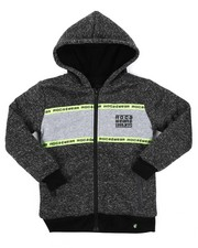 Holiday Shop - Sherpa Lining Fleece Hoodie (8-20)-2424917