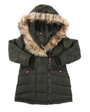 Outerwear - Canadian Weather Puffer Jacket (7-16)-2425060