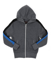 Hoodies - Full Zip Fleece Hoodie (8-20)-2425091