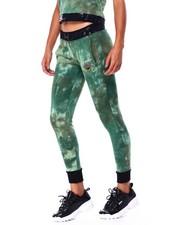 Women - Tie Dye Drip Jogger-2425515
