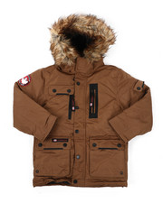 Heavy Coats - Canada Weather Gear Parka Jacket (8-20)-2423852