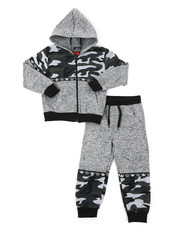 Sets - Hoodie & Sweatpants Set (4-7)-2423326