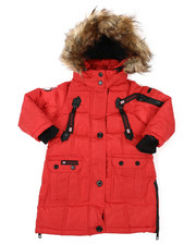 Outerwear - Canadian Weather Puffer Jacket (2T-4T)-2425081