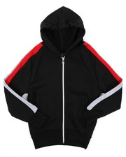 Hoodies - Full Zip Fleece Hoodie (8-20)-2425006
