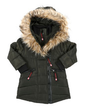 Outerwear - Canadian Weather Puffer Jacket (4-6X)-2425073