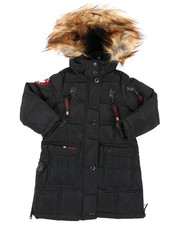 Outerwear - Canadian Weather Puffer Jacket (4-6X)-2425077