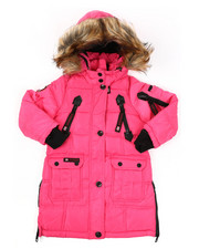 Outerwear - Canadian Weather Puffer Jacket (4-6X)-2425637